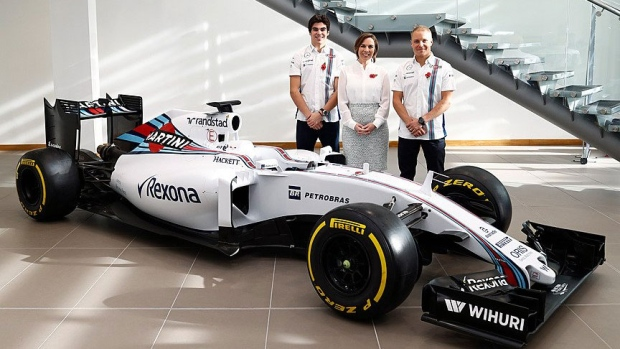 Bombardier To Sponsor Canadian F1 Driver Lance Stroll