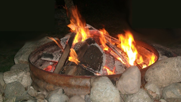 After her body caught fire, Ottawa woman calls for more safety regulations. fire  pit - After Her Body Caught Fire, Ottawa Woman Calls For More Safety