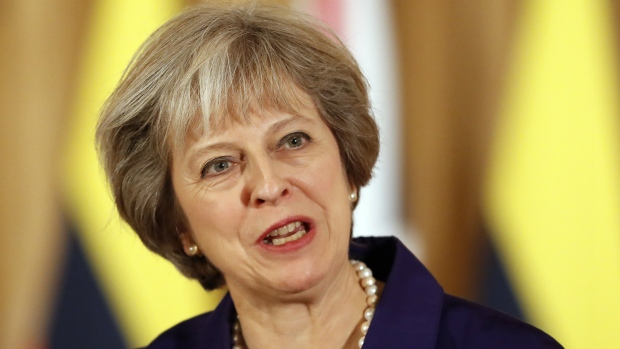 British PM seeks to reassure Brexit fears