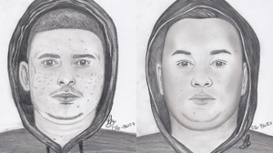 Sketches of suspects in pharmacy robbery released