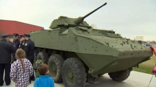 LAV III - Airdrie