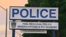 Peel Regional Police headquarters is seen in this file photo.