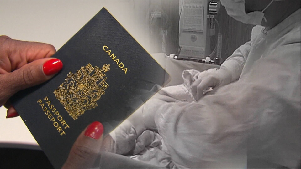 More foreign women are travelling to Richmond to deliver their babies and some locals feel as though they're being pushed out during this birth tourism boom. (CTV)