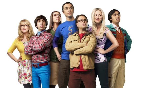 A spinoff show of the 'The Big Bang Theory' could be on its way, revolving around character Sheldon Cooper (centre). (Warner Bros. Television)