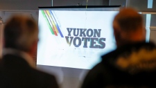 Yukon Party election night party in Whitehorse