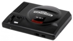 Promotional image for the original Sega Genesis games console