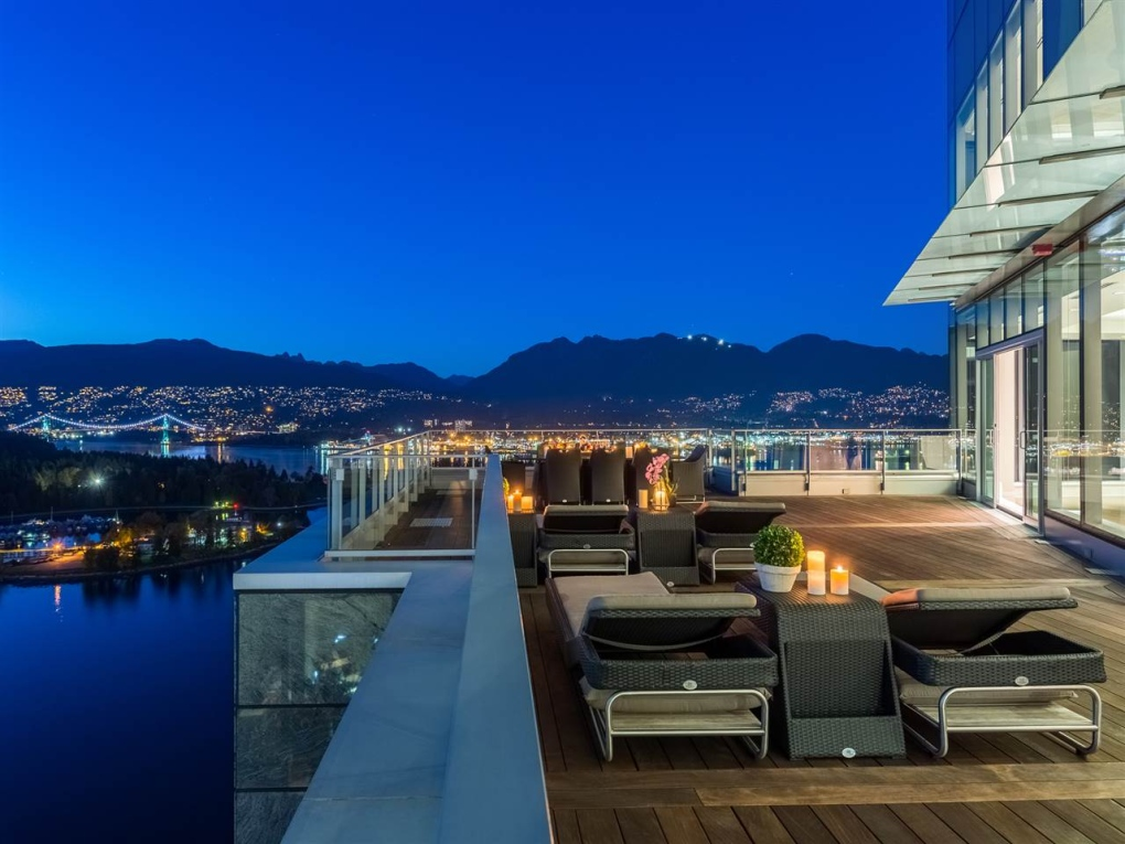 58m Vancouver Penthouse Is Canada S Most Expensive Condo Ctv Vancouver News