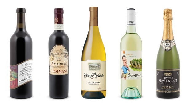 Natalie MacLean's Wines of the Week, Nov. 7, 2016