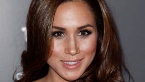 "Meghan Markle is shown in a Feb.15, 2012 file photo in West Hollywood. Who is Meghan Markle? For one, the American actress known for her portrayal of a paralegal in the television show, ""Suits"" has now been described by Kensington Palace as Prince Harry's girlfriend. (THE CANADIAN PRESS/AP/Matt Sayles)"