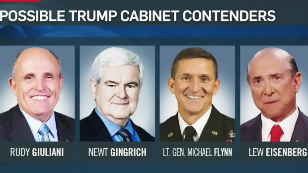 Who will make it into President-elect Trump's cabinet? | CTV News