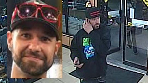 Fletcher Kimmel was last seen on September 27 at this 7-Eleven store in northeast Calgary. (Supplied)