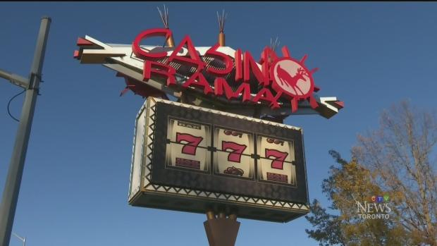 Casino Rama Resort evacuated after bomb threat