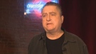 Canadian comedian Mike MacDonald
