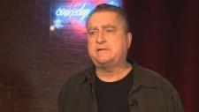 Canadian comedian Mike MacDonald