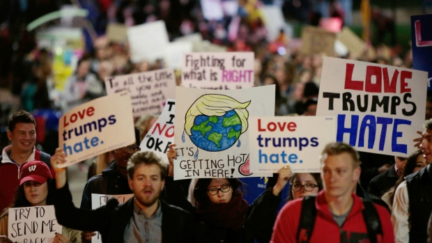 OR is epicenter as Trump protests surge across nation