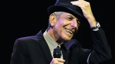 Leonard Cohen at Coachella