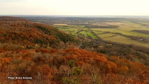 View from King Mountain in the Gatineau Park. (Bruce Kennedy/CTV Viewer)