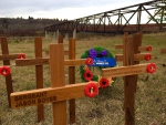 Ainsworth Dyer Bridge Remembrance Day