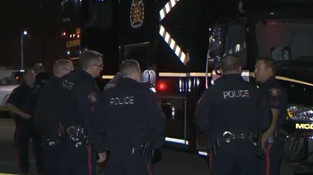 Three men arrested in Taradale