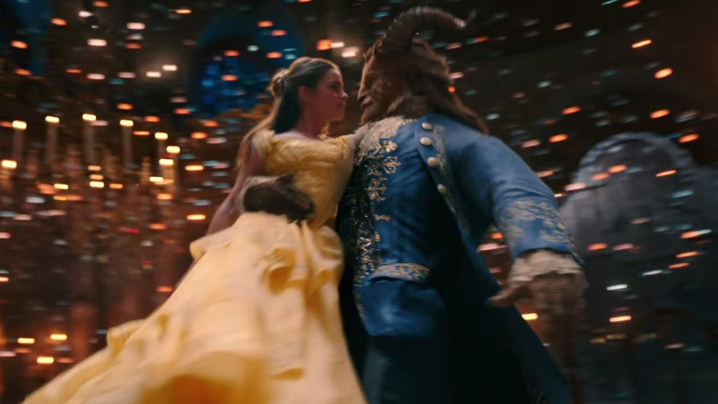 Listen To Emma Watson Singing As Belle In Beauty And The Beast Ctv News