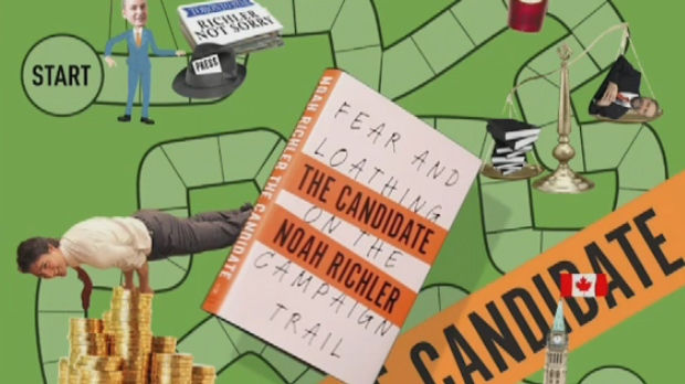 The Candidate: Fear and loathing on the campaign t