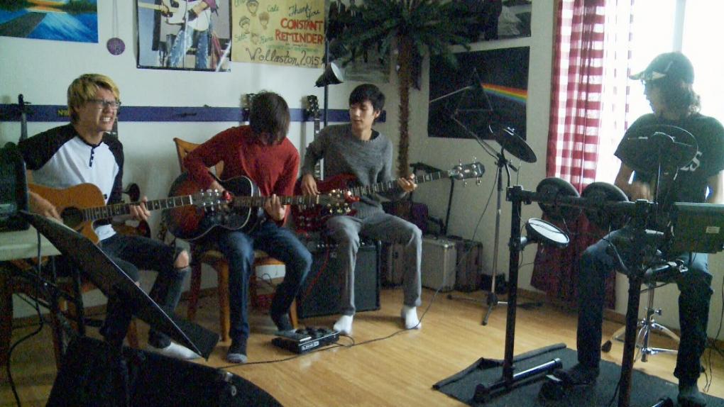 James Smith Cree Nation brothers band gives back | CTV News