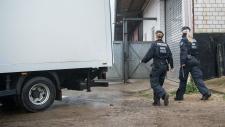 German police raid islamic group sites