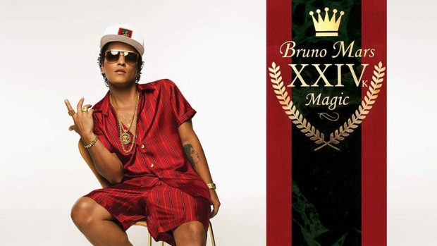 Image result for Bruno Mars 2017