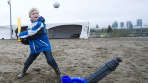 Canadian kids rank low for physical activity