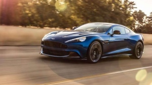 The 2016 Aston Martin Vanquish S (Aston Martin Lagonda Ltd.)