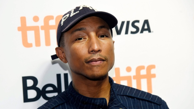 Pharrell Releases New Gospel Flavored Track