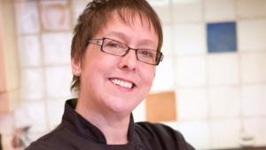 Chef Gail Hall