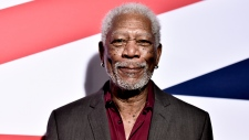 "FILE - In this March 1, 2016 file photo, actor Morgan Freeman attends the LA Premiere of ""London Has Fallen,"" in Los Angeles. (Photo by Richard Shotwell/Invision/AP, File)"