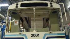 CTrain car 2001