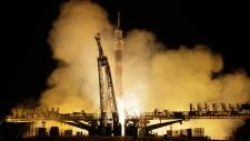 Soyuz MS-03 space ship