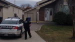 A man was shot after answering the door of his house in an incident on Pinetree Crescent on Thursday, Winnipeg police said. (File image)