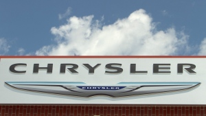 Fiat Chrysler is recalling nearly 89,000 cars and SUVs to fix possible fuel leaks or problems with windshield wipers, Friday, Nov. 18, 2016. (AP Photo/Nati Harnik)