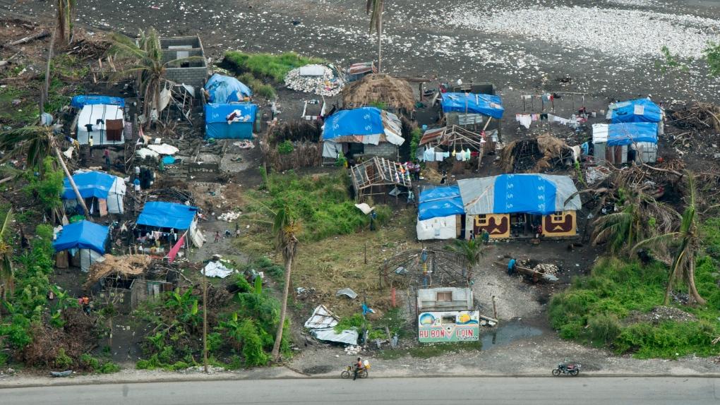 Canada Haiti aid
