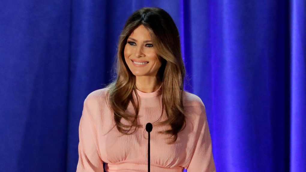 Fashion Designer Sophie Theallet Refusing To Dress Melania Trump Ctv News