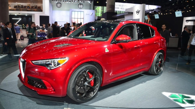 The Star Cars Of The 2016 Los Angeles Auto Show