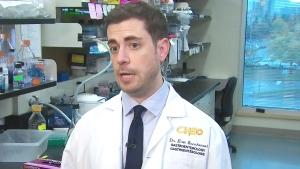Gastroenterologist Dr. Eric Benchimil