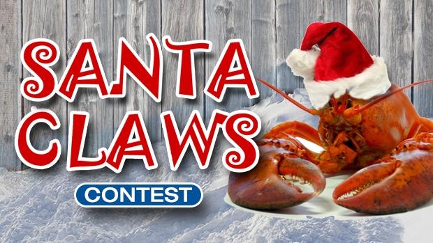 Santa Claws Contest
