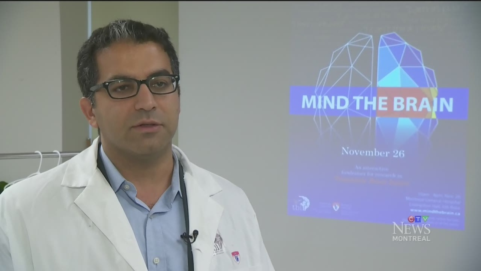 Dr. Reza Farivar is the chief director of research into traumatic brain injury at the Montreal General Hospital