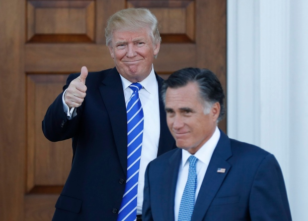 Romney says Clinton urged him to take Secretary of State role