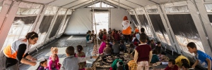 Children from Mosul