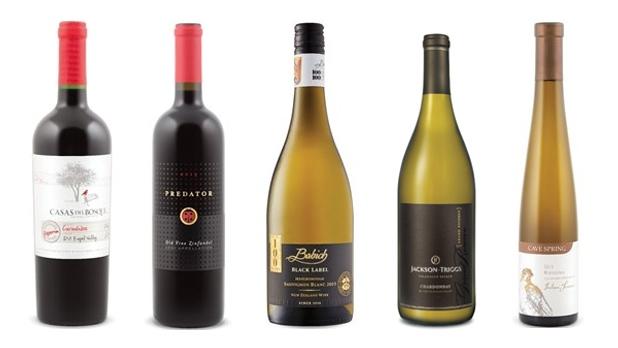 Natalie MacLean's Wines of the Week, Nov. 21, 2016