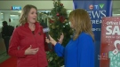 CTV's Spirit of Giving campaign launches at the Ca