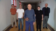 It's been 67 years of life in the fast line in the basement of St. Philip's Anglican Church in Vancouver's Westside.