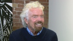 Sir Richard Branson on supporting at-risk and home