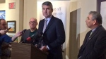 Premier Stephen McNeil apologizes for a government legal brief that implied members of a First Nation band are a conquered people. (FILE PHOTO)